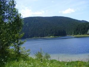 frumusetea lacului Belis