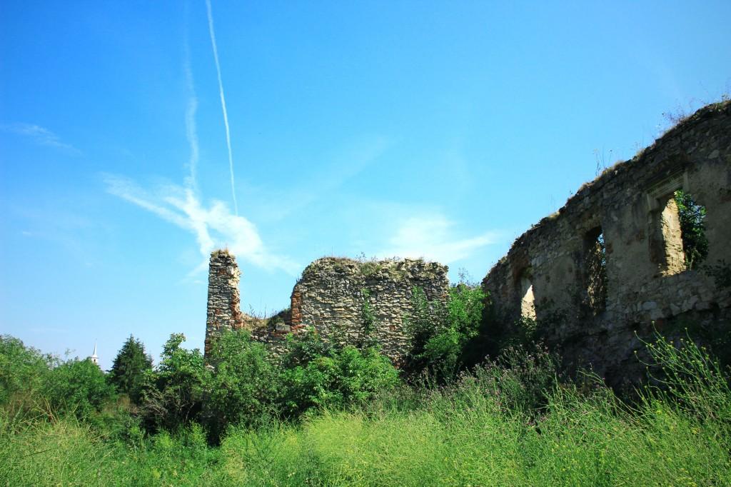 Descopera povestea de la Castelul Bocskai din Aghiresu