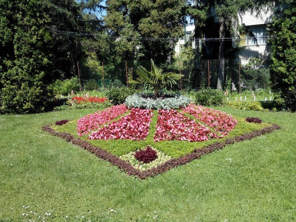 Gradina Botanica – Raiul plantelor