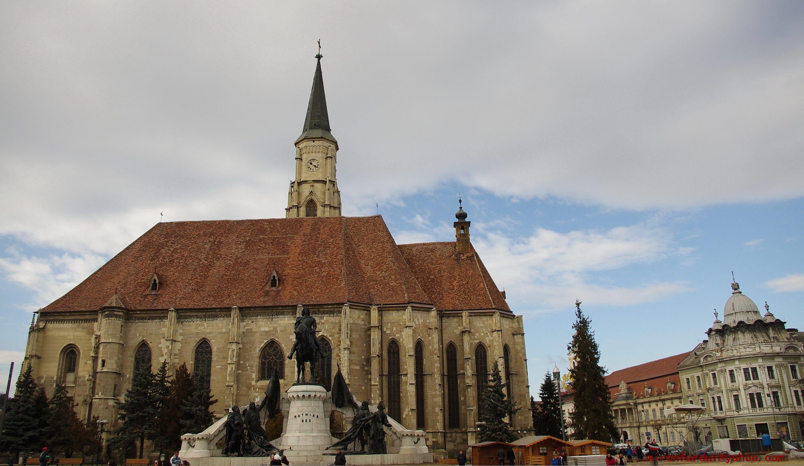 Avalansa de turisti in Cluj