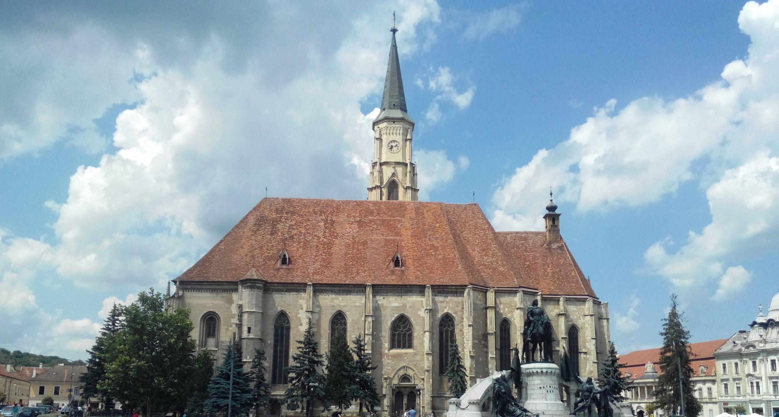 Catedrala Catolica – simbolul Clujului