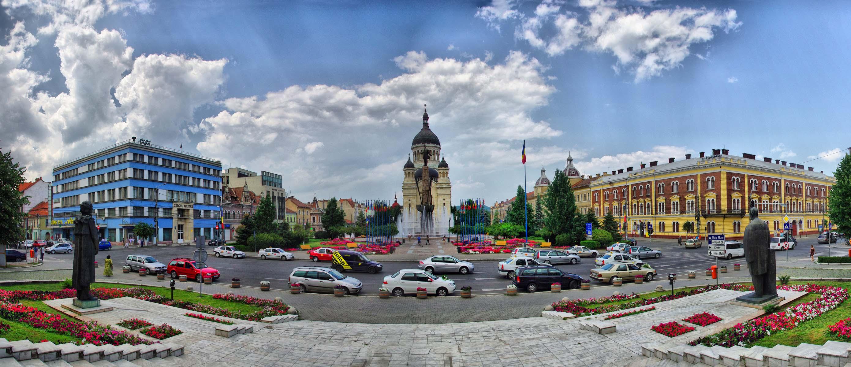 o zi minunata in Cluj