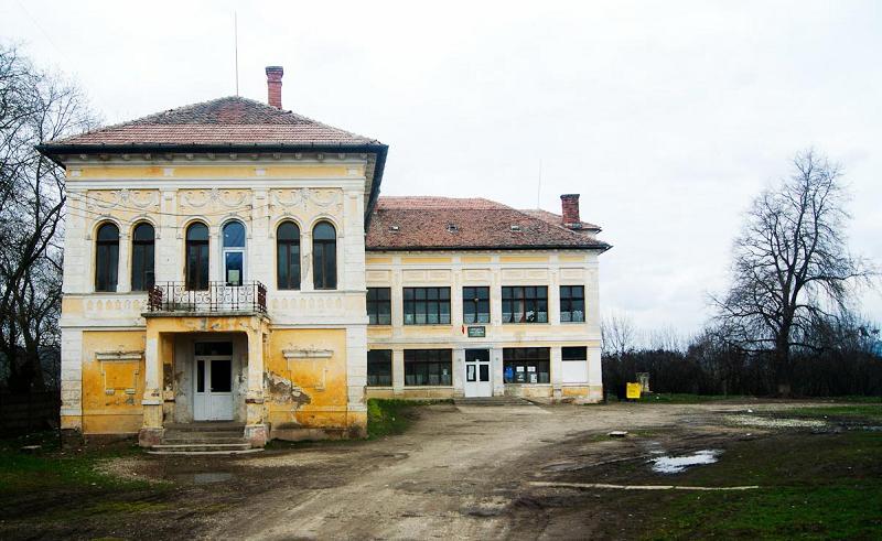 Castelul Kemeny de la Jucu de Sus