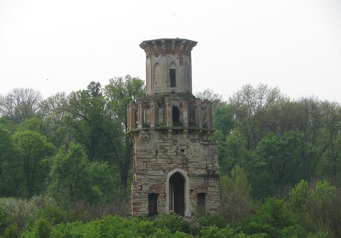 Castelul Teleki sau Turnul de la Luna