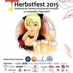 Herbstfest – Festival de calitate nemțească în inima Transilvaniei