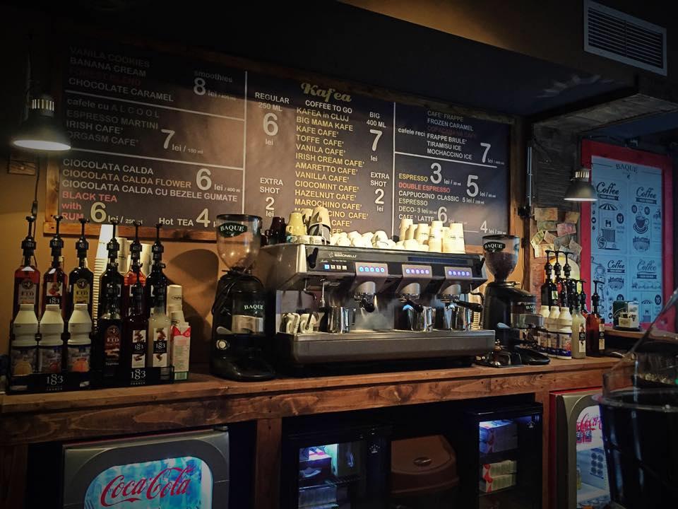 S-a deschis Kafea in Cluj