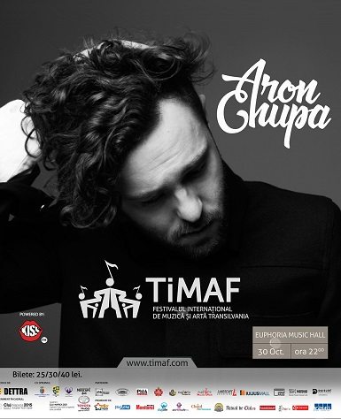 30 octombrie TiMAF: Aron Chupa