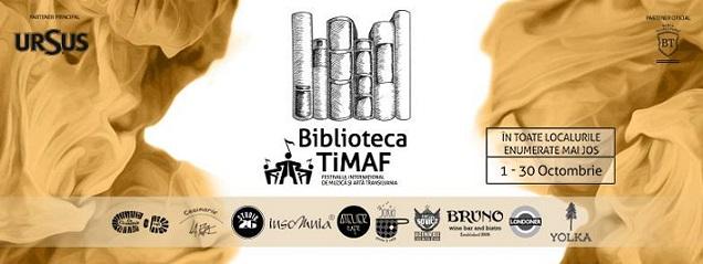 26 octombrie Biblioteca TiMAF