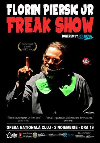 Castigatorul invitatiei duble la Freak Show