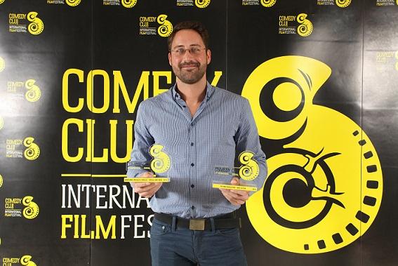 Lungmetrajul polonez Cetățeanul, dublu câștigător al Comedy Cluj 2015