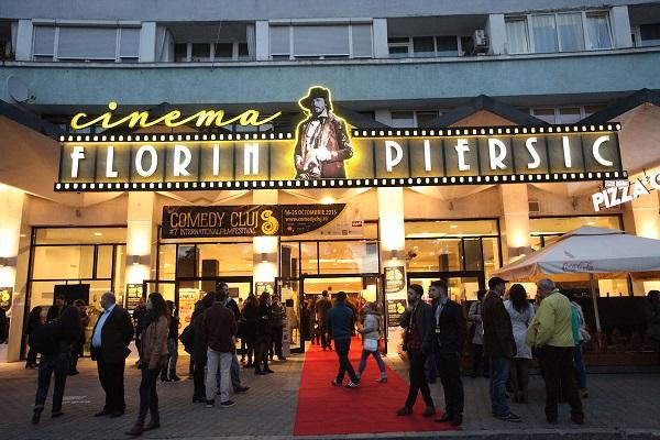 A început Comedy Cluj 2015!