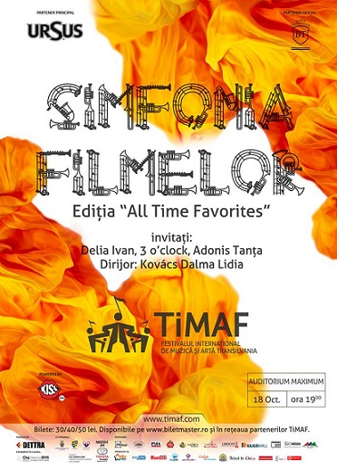 18 octombrie TiMAF: Simfonia Filmelor