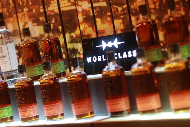 Diageo Reserve World Class provoaca barmanii din Romania sa devina cei mai buni din lume