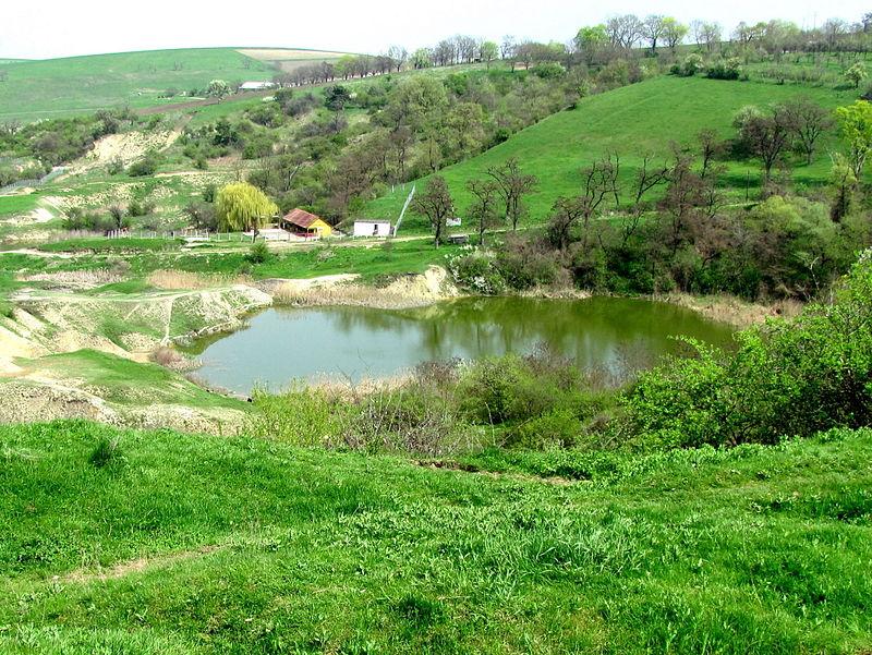 Lacurile Durgau – atractia de langa Turda