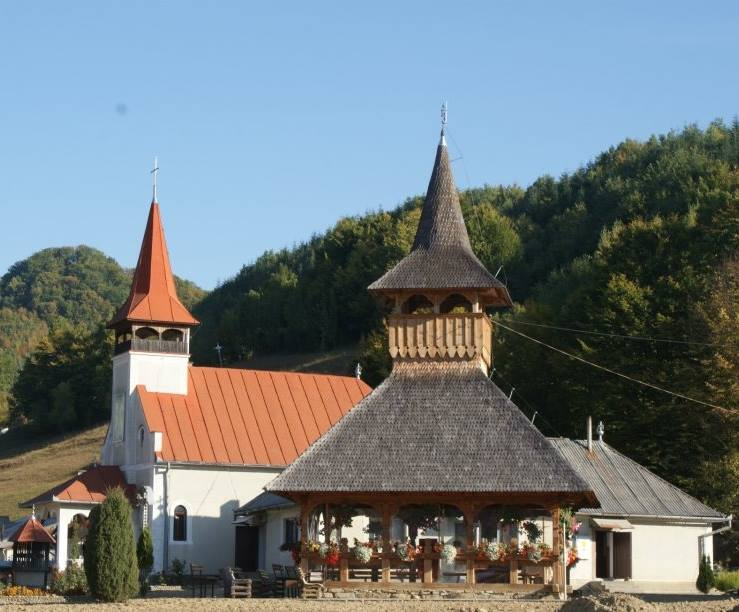 Manastirea Casiel si Schitul Fanti