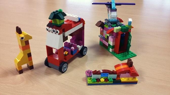 Toy World: un program de team building social