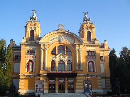 Teatrul National din Cluj