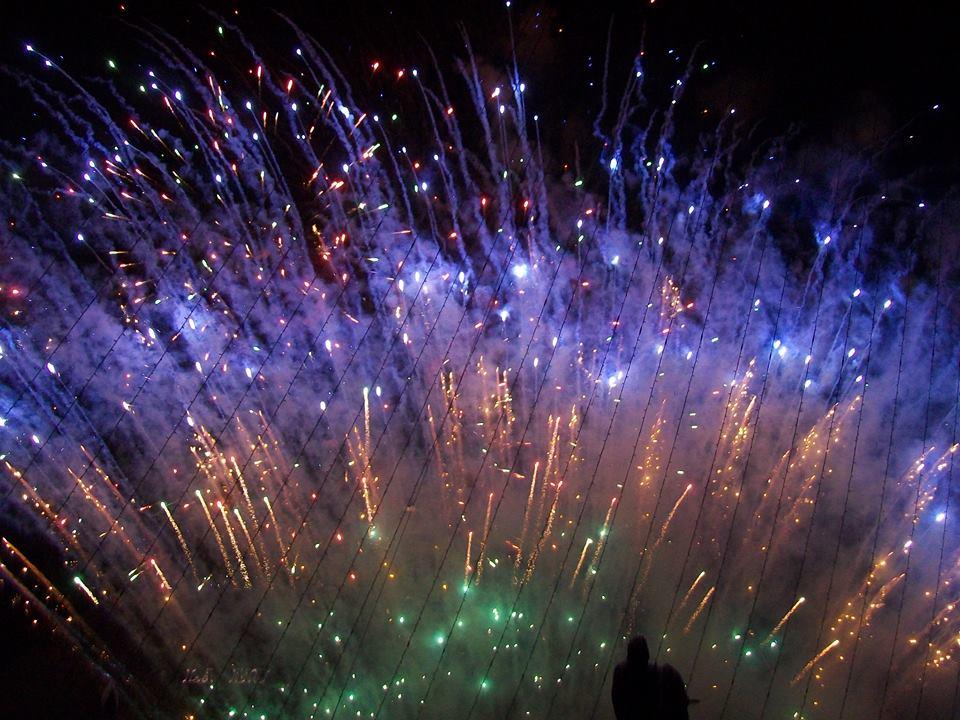 Cele mai frumoase artificii