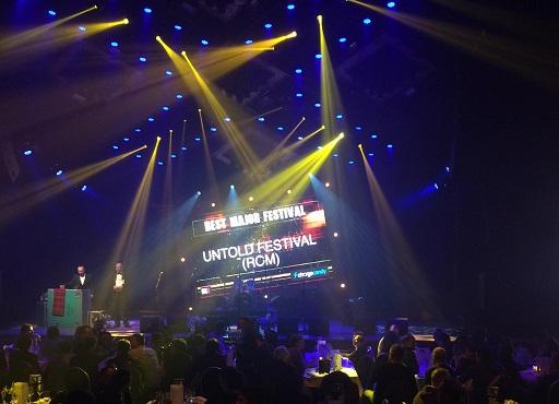 Best Major European Festival: Untold