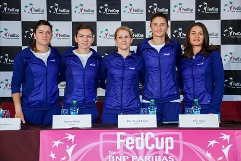 06-07 februarie FEDCup: România – Cehia