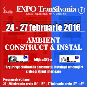 Targul Ambient Construct & Instal