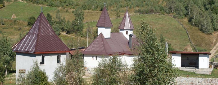 Manastirea Inaltarea Domnului  – Muntele Rece