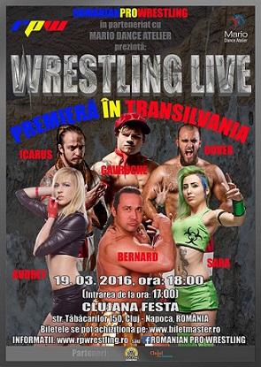Show Wrestling Live