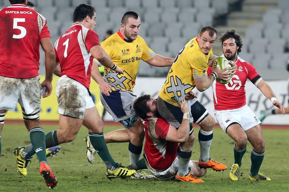 Victorie pentru nationala de rugby a Romaniei