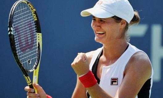 Monica Niculescu a eliminat-o pe Jankovic