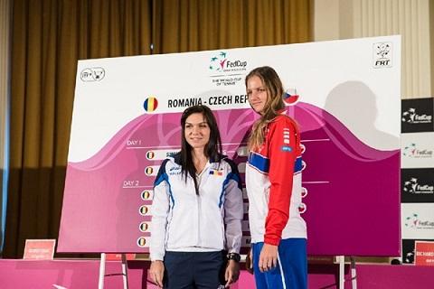 Simona Halep – Karolina Pliskova, primul meci al zilei de sâmbătă