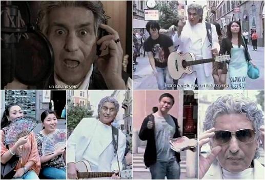 Toto Cutugno s-a apucat de cantat in limba chineza!