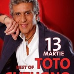 Cadou de Ziua Femeii: autograful lui Toto Cutugno, la oricare 2 bilete cumparate