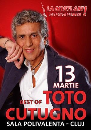 Castigatorul invitatiei duble la concertul lui Toto Cutugno