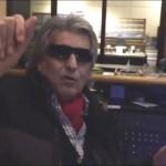 De Martisor, Toto Cutugno le-a oferit romancelor un sarut virtual si un mesaj video