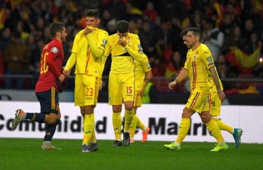 S-au epuizat biletele la meciul Romania-Spania