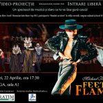 22 aprilie Michael Flatley's Feet of Flames
