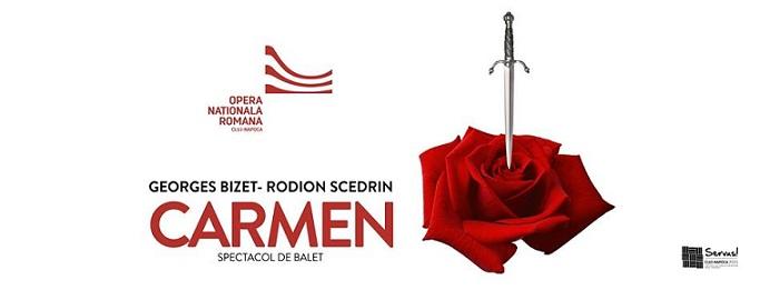 25 noiembrie Opera Carmen