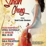 15 aprilie Concert Sarah Chang