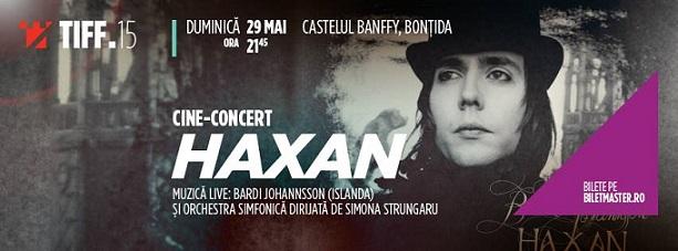 29 mai TIFF – Cine-concert: Häxan