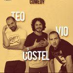 19 iunie Stand-up comedy
