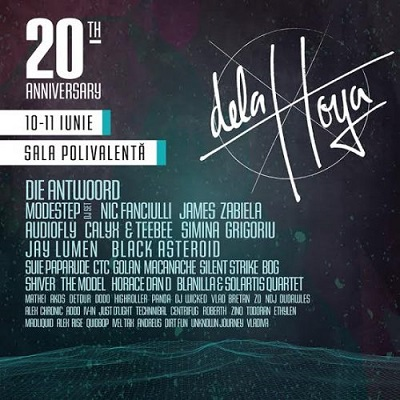 Oferim o invitatie dubla la festivalul Delahoya 2016