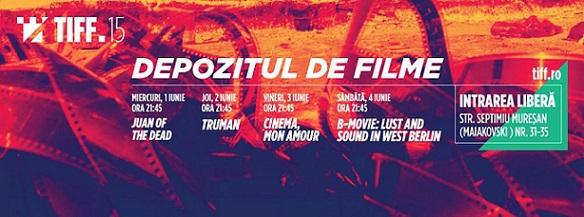 1-4 iunie TIFF – Depozitul de Filme