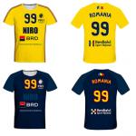 Tricouri replică ale naționalelor de handbal ale României