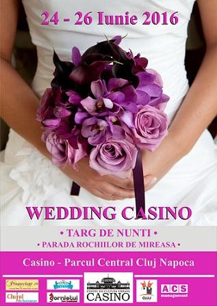 Wedding Casino – cel mai important targ de nunti al verii