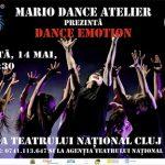 Castigatorii celor 2 invitatii duble la spectacolul Dance Emotion