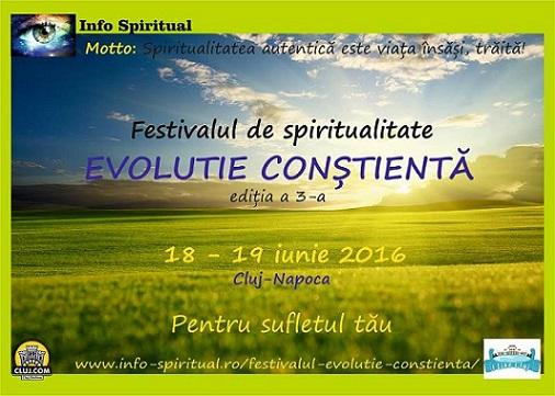 Festivalul Evoluție conștientă