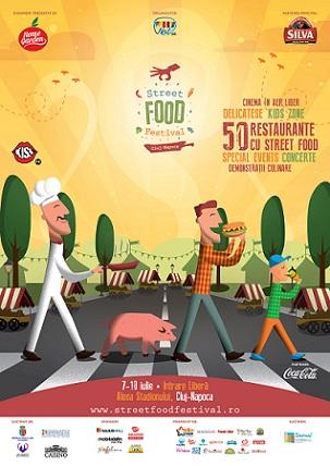 Începe Street Food Festival