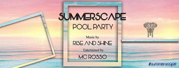 Castigatorii celor 3 invitatii duble la Summerscape Pool Party
