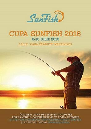 Cupa SunFish Mărtinești 2016