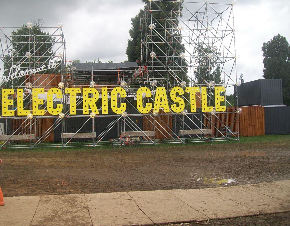Electric Castle 2016: distractie maxima vs. ploaie abundenta